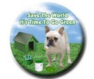 go green frenchie